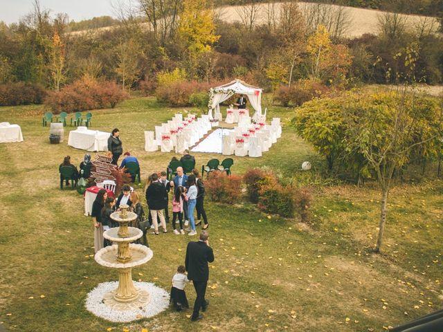 Il matrimonio di Savio e Luana a Asti, Asti 34