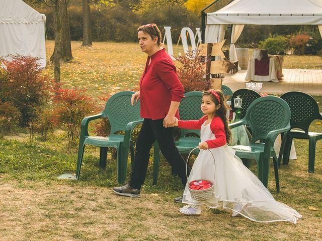 Il matrimonio di Savio e Luana a Asti, Asti 36