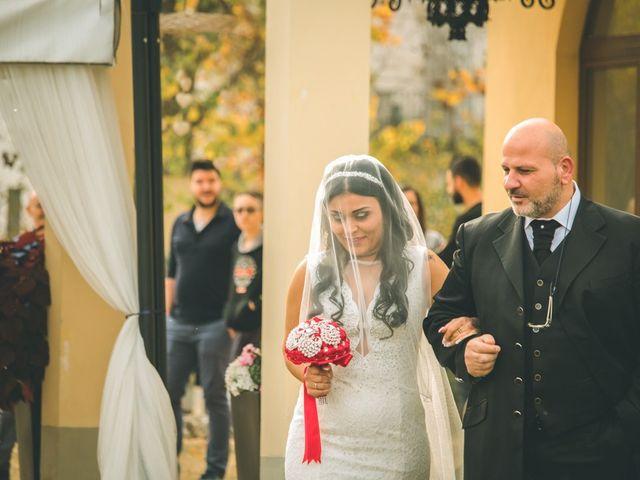 Il matrimonio di Savio e Luana a Asti, Asti 37