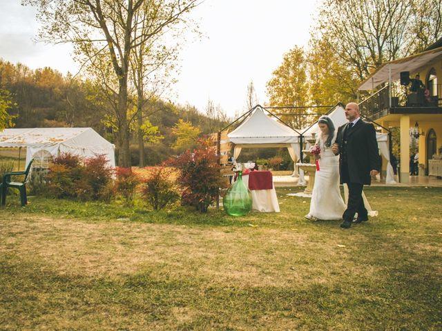Il matrimonio di Savio e Luana a Asti, Asti 38
