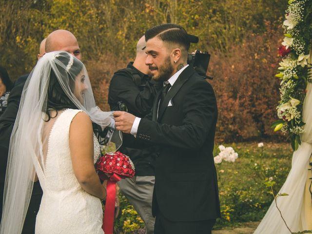 Il matrimonio di Savio e Luana a Asti, Asti 40