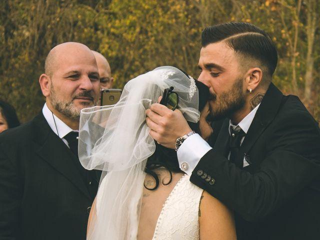 Il matrimonio di Savio e Luana a Asti, Asti 41