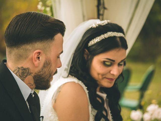 Il matrimonio di Savio e Luana a Asti, Asti 42