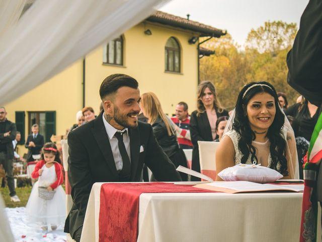 Il matrimonio di Savio e Luana a Asti, Asti 43