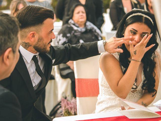 Il matrimonio di Savio e Luana a Asti, Asti 44