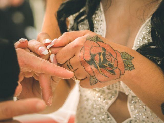 Il matrimonio di Savio e Luana a Asti, Asti 46