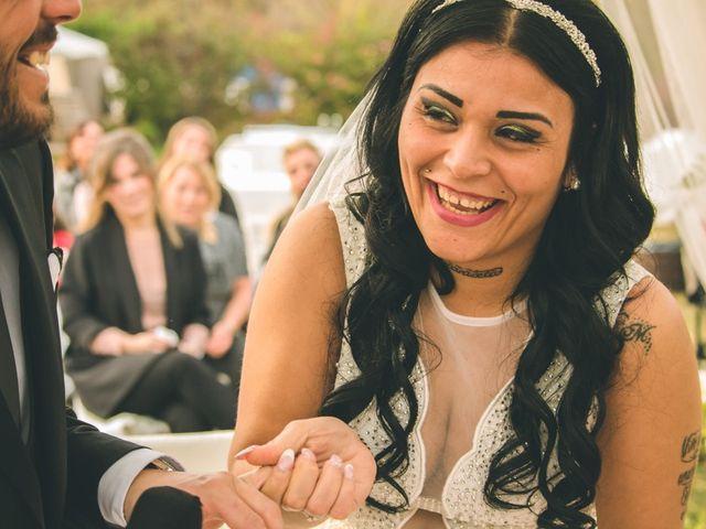 Il matrimonio di Savio e Luana a Asti, Asti 48