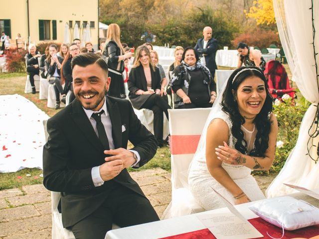 Il matrimonio di Savio e Luana a Asti, Asti 49