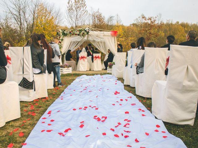 Il matrimonio di Savio e Luana a Asti, Asti 50