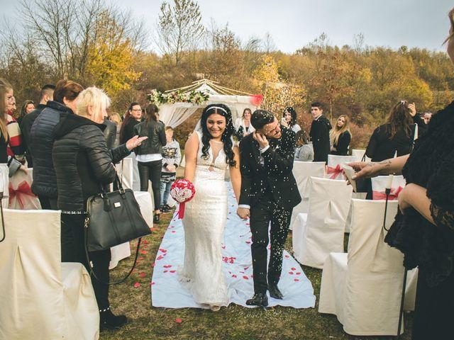 Il matrimonio di Savio e Luana a Asti, Asti 51
