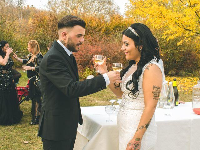 Il matrimonio di Savio e Luana a Asti, Asti 54