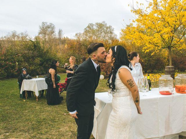 Il matrimonio di Savio e Luana a Asti, Asti 55