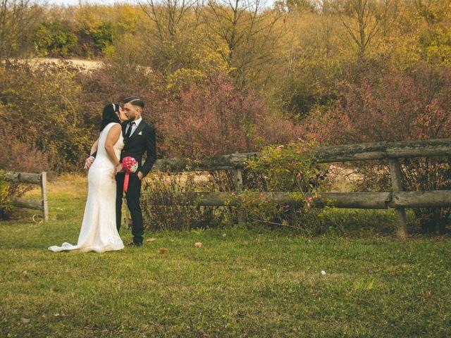 Il matrimonio di Savio e Luana a Asti, Asti 58
