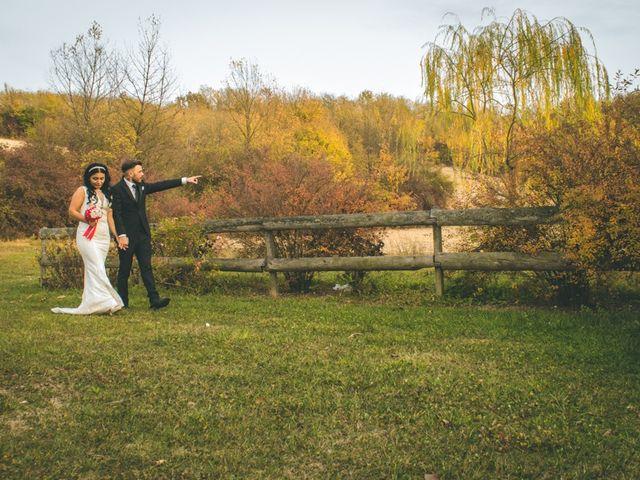 Il matrimonio di Savio e Luana a Asti, Asti 59