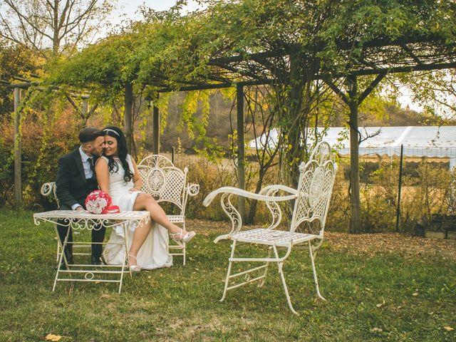 Il matrimonio di Savio e Luana a Asti, Asti 63