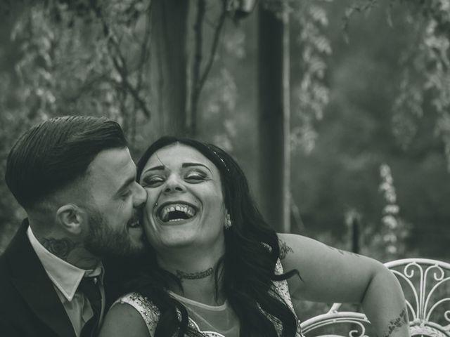 Il matrimonio di Savio e Luana a Asti, Asti 64