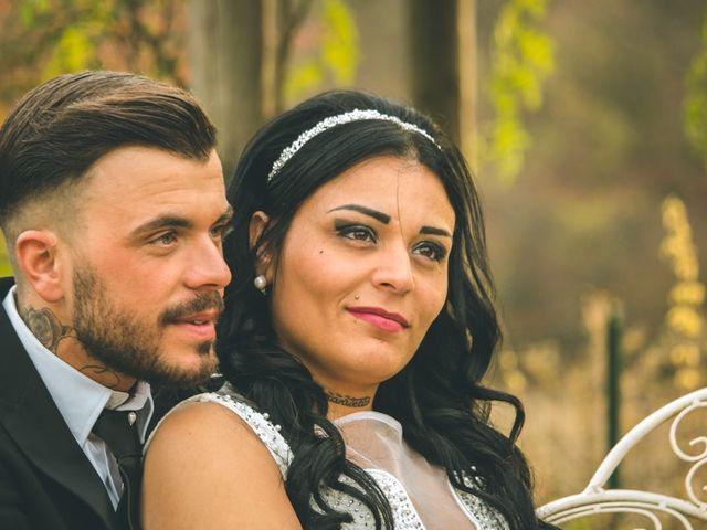 Il matrimonio di Savio e Luana a Asti, Asti 65