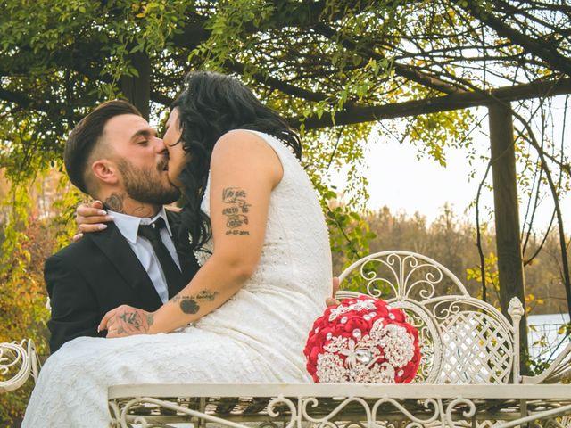 Il matrimonio di Savio e Luana a Asti, Asti 66