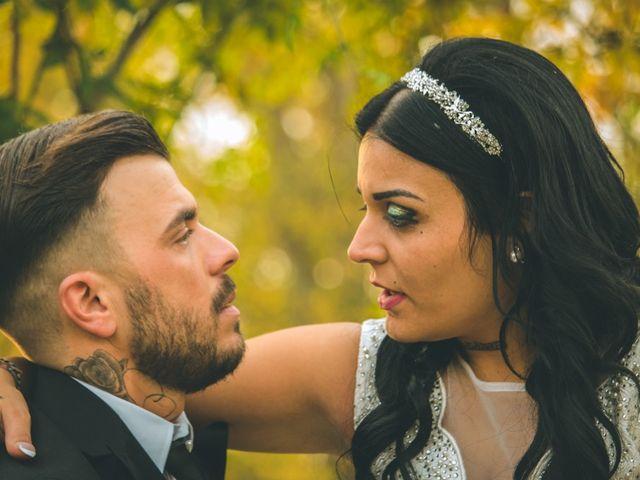 Il matrimonio di Savio e Luana a Asti, Asti 67