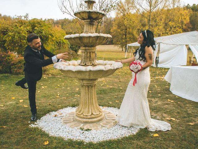Il matrimonio di Savio e Luana a Asti, Asti 69