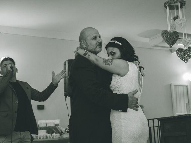 Il matrimonio di Savio e Luana a Asti, Asti 70
