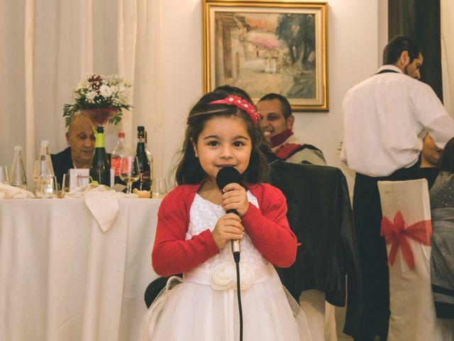 Il matrimonio di Savio e Luana a Asti, Asti 71