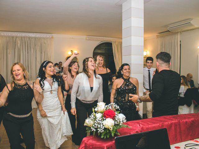 Il matrimonio di Savio e Luana a Asti, Asti 73