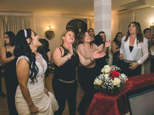 Il matrimonio di Savio e Luana a Asti, Asti 77