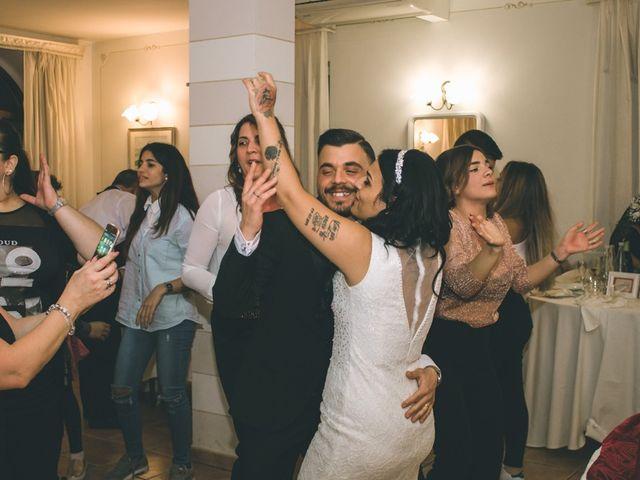 Il matrimonio di Savio e Luana a Asti, Asti 79