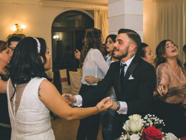 Il matrimonio di Savio e Luana a Asti, Asti 80