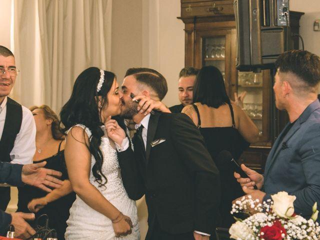 Il matrimonio di Savio e Luana a Asti, Asti 81