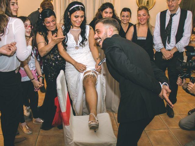 Il matrimonio di Savio e Luana a Asti, Asti 82
