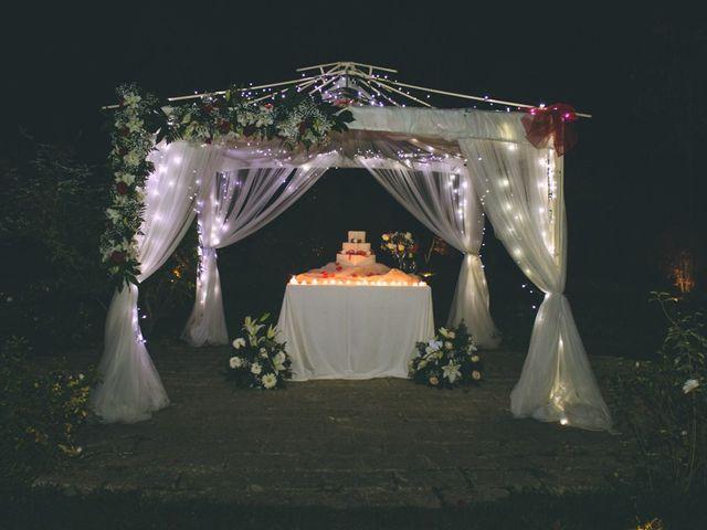 Il matrimonio di Savio e Luana a Asti, Asti 85