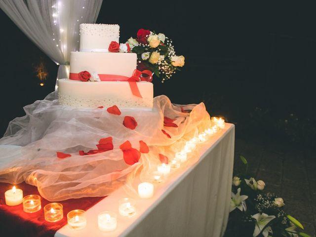 Il matrimonio di Savio e Luana a Asti, Asti 86
