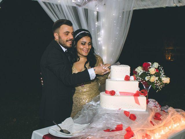 Il matrimonio di Savio e Luana a Asti, Asti 87