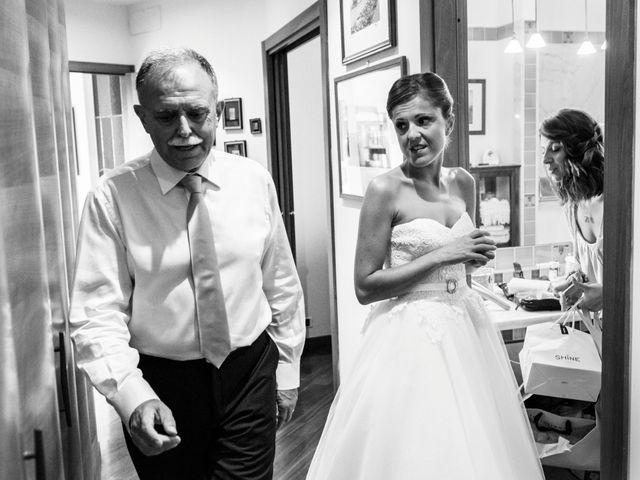 Il matrimonio di Andrea e Marzia a Castelli, Teramo 2