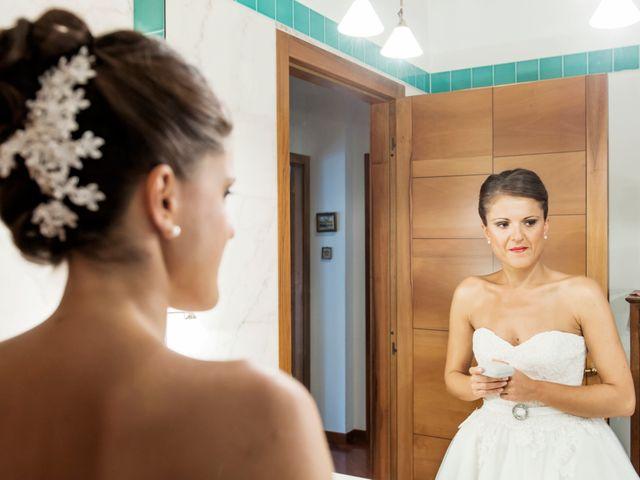 Il matrimonio di Andrea e Marzia a Castelli, Teramo 5