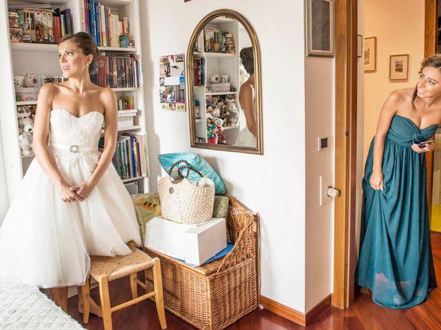 Il matrimonio di Andrea e Marzia a Castelli, Teramo 6