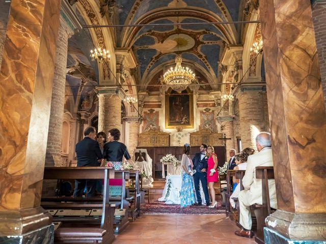 Il matrimonio di Andrea e Marzia a Castelli, Teramo 14