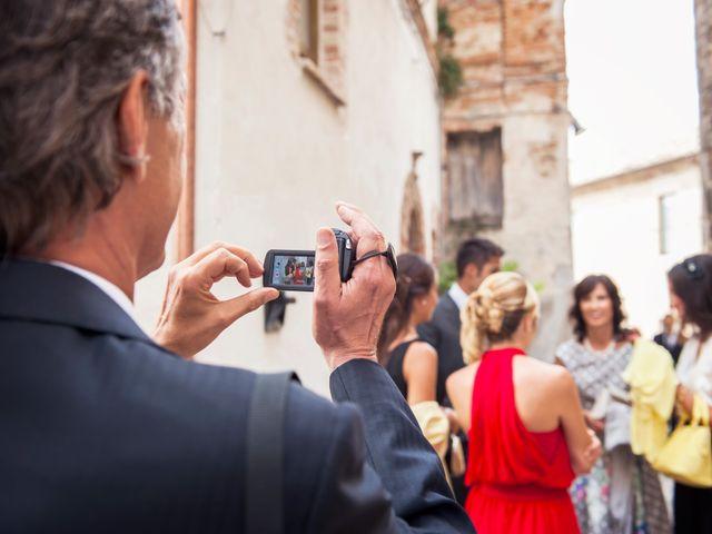 Il matrimonio di Andrea e Marzia a Castelli, Teramo 16