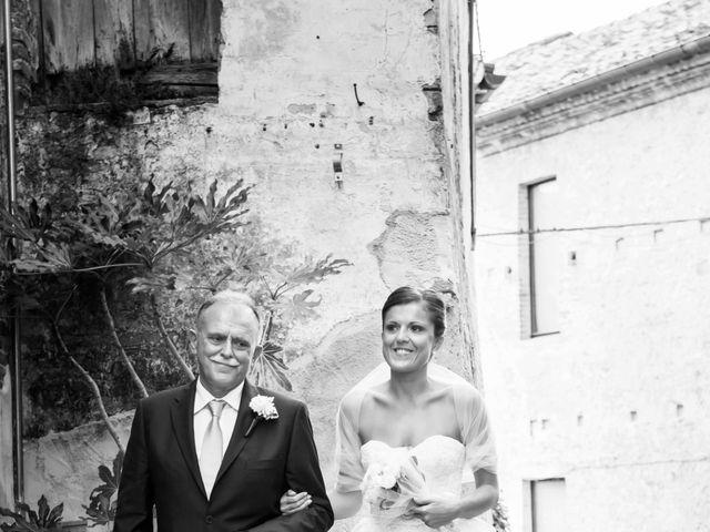 Il matrimonio di Andrea e Marzia a Castelli, Teramo 17