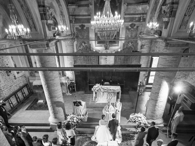 Il matrimonio di Andrea e Marzia a Castelli, Teramo 18