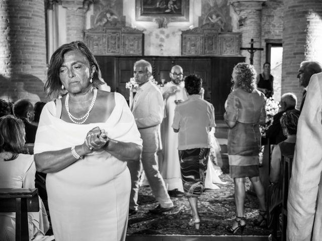 Il matrimonio di Andrea e Marzia a Castelli, Teramo 19