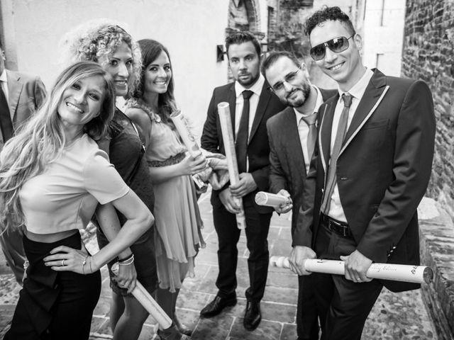 Il matrimonio di Andrea e Marzia a Castelli, Teramo 20