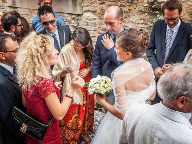 Il matrimonio di Andrea e Marzia a Castelli, Teramo 24