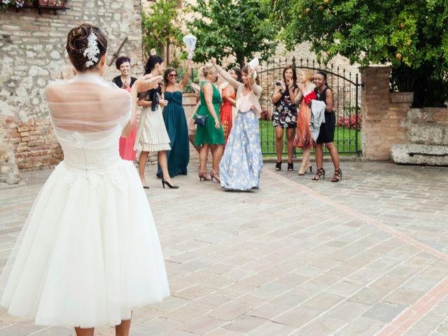 Il matrimonio di Andrea e Marzia a Castelli, Teramo 26