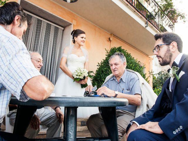 Il matrimonio di Andrea e Marzia a Castelli, Teramo 28