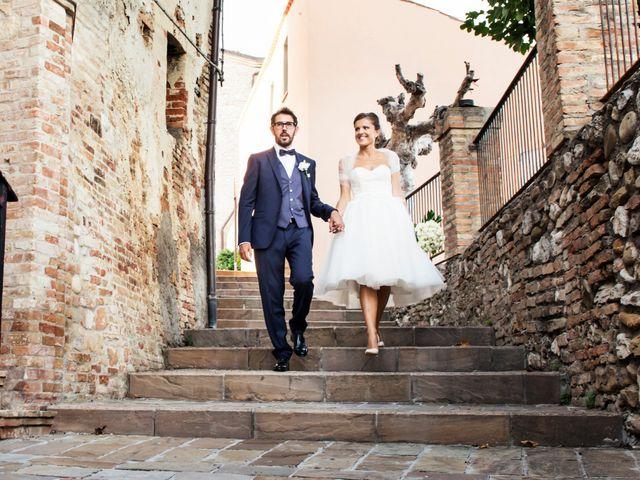 Il matrimonio di Andrea e Marzia a Castelli, Teramo 30