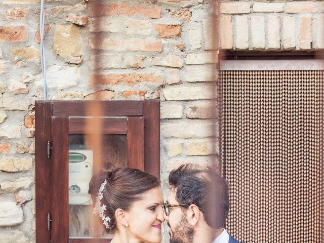 Il matrimonio di Andrea e Marzia a Castelli, Teramo 1