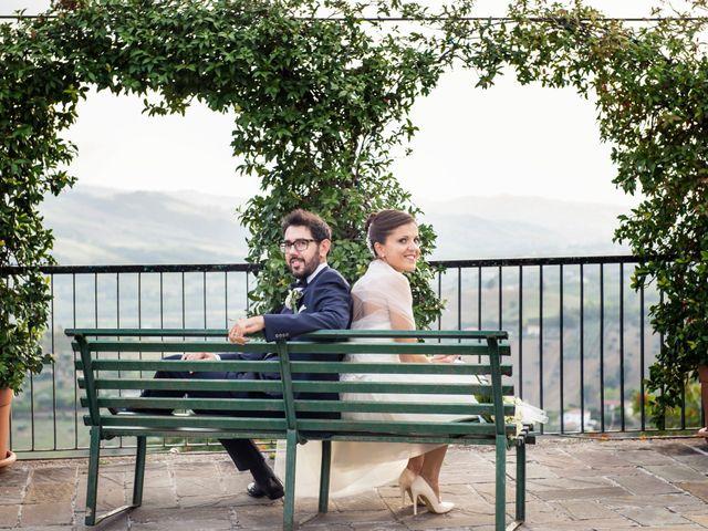 Il matrimonio di Andrea e Marzia a Castelli, Teramo 33